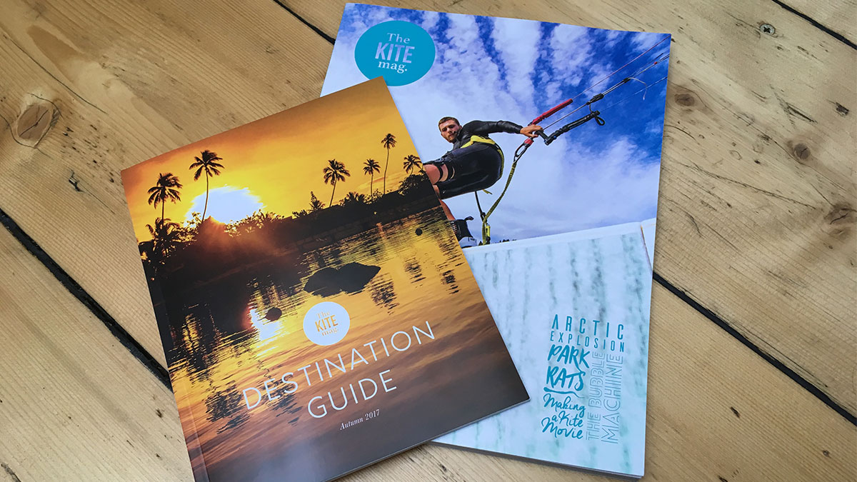 Thekitemag Destination Guide And Issue 22 Covers