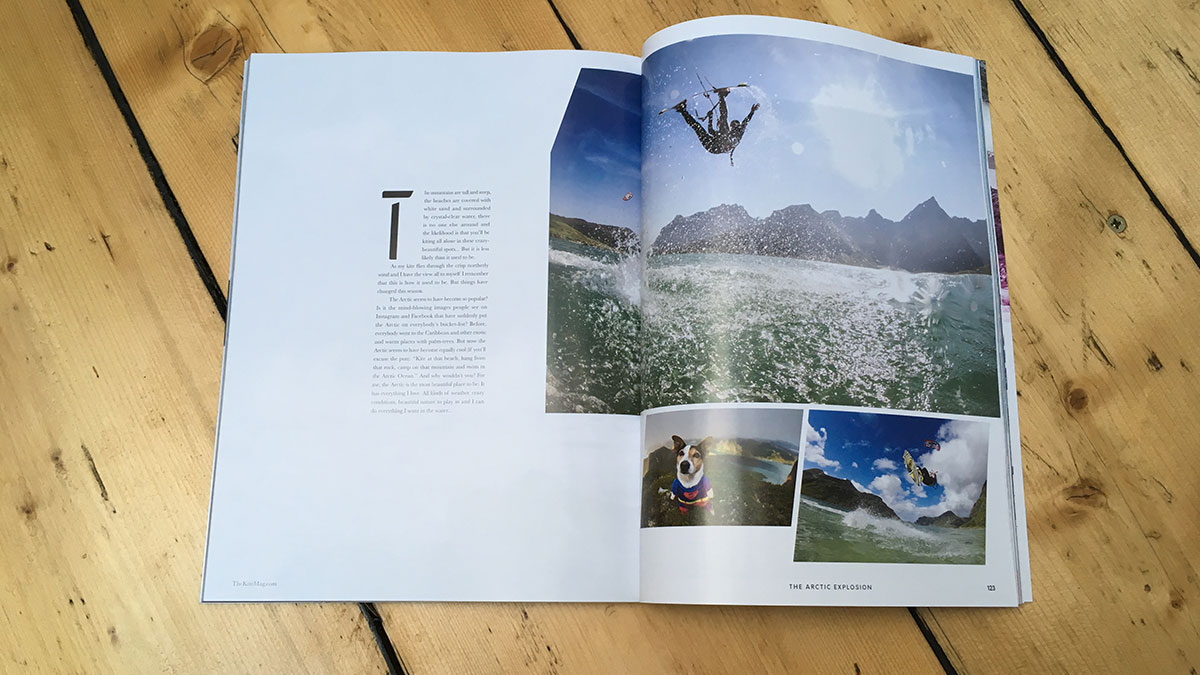 Thekitemag Issue 22 Feature Spread