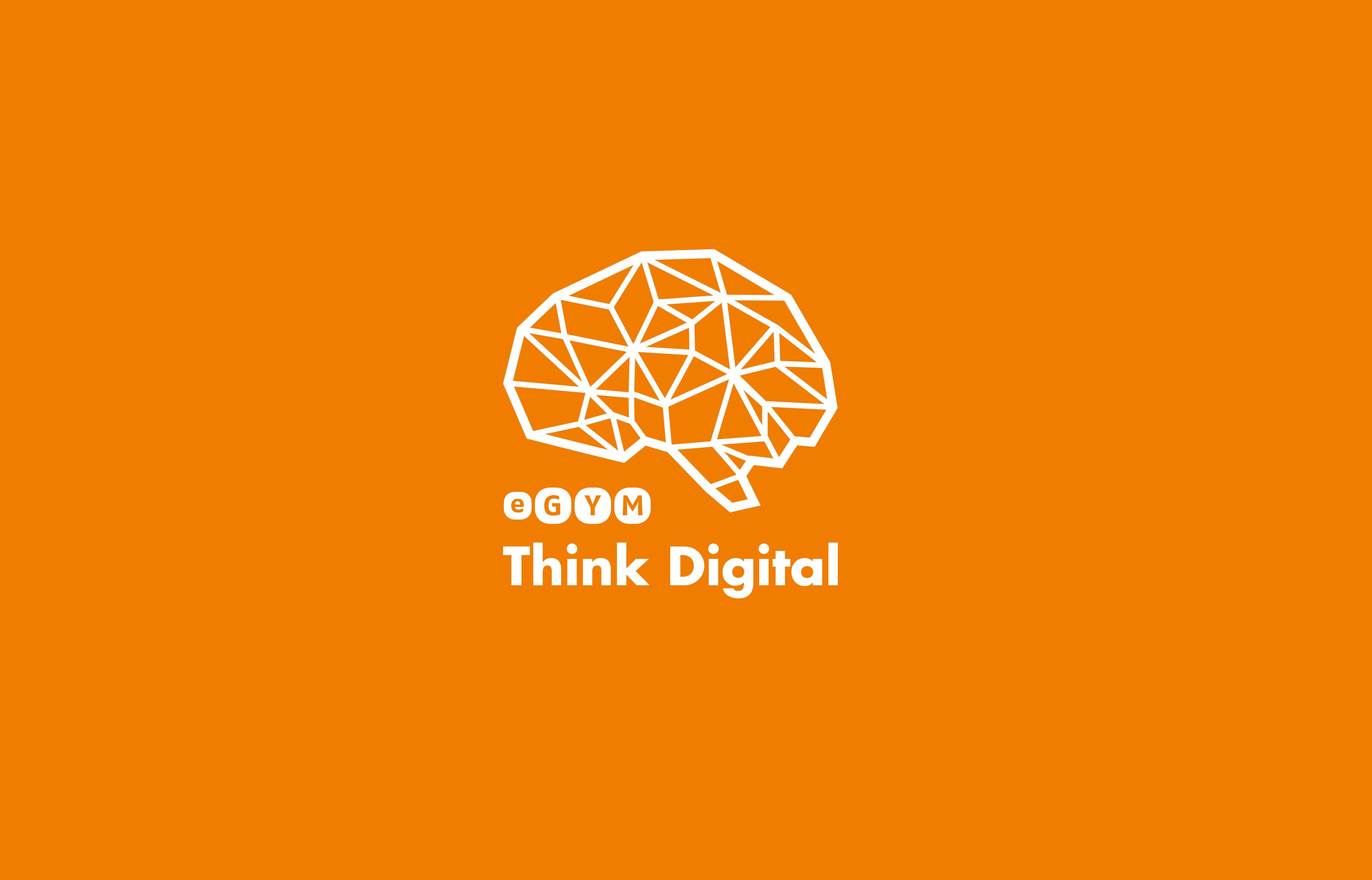 eGym Think Digital Brand Logo