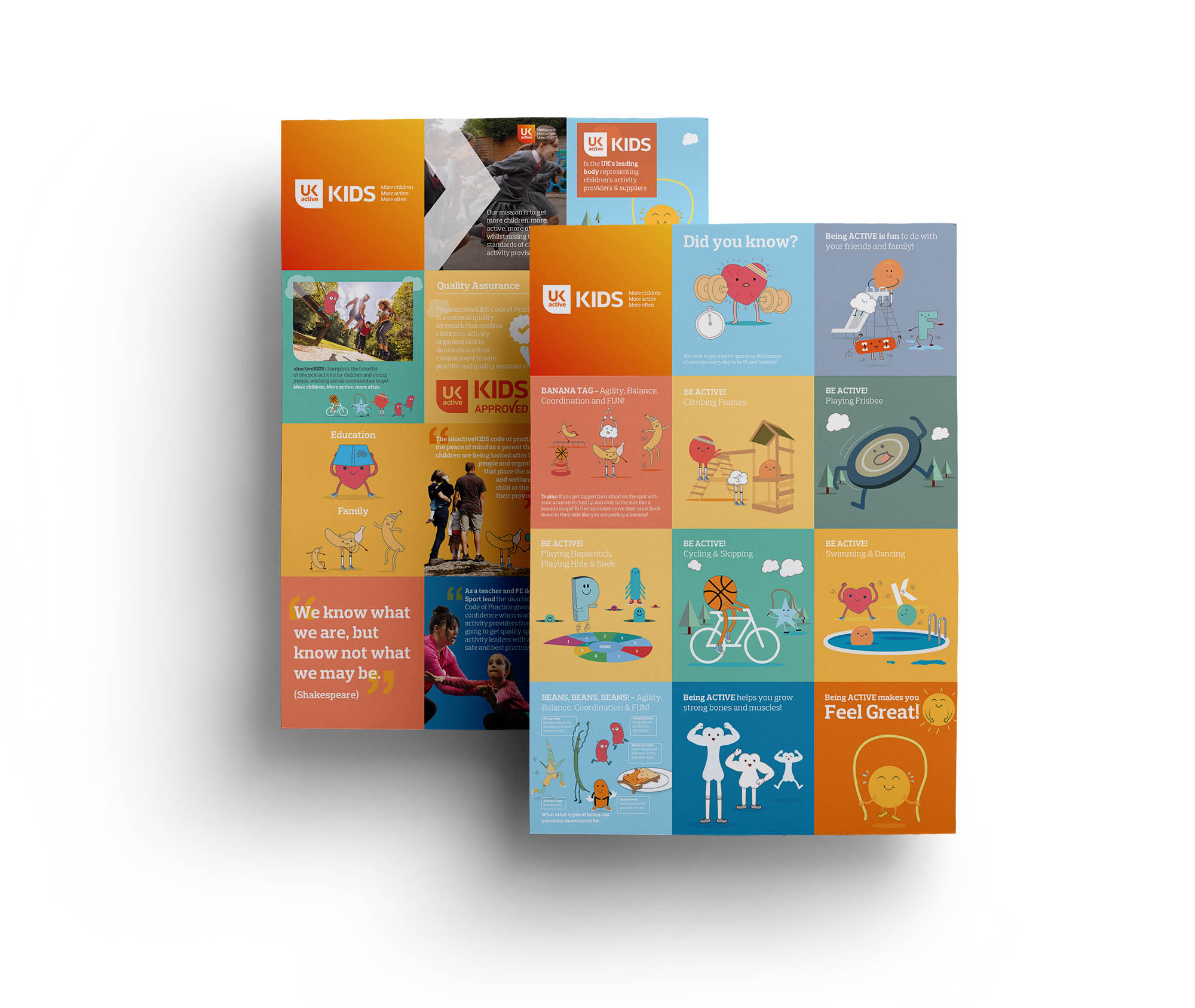 UKactive Kids Booklet