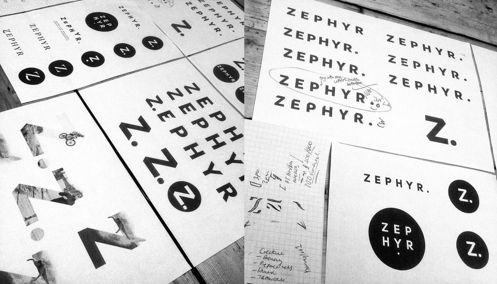 Z.blog logo design