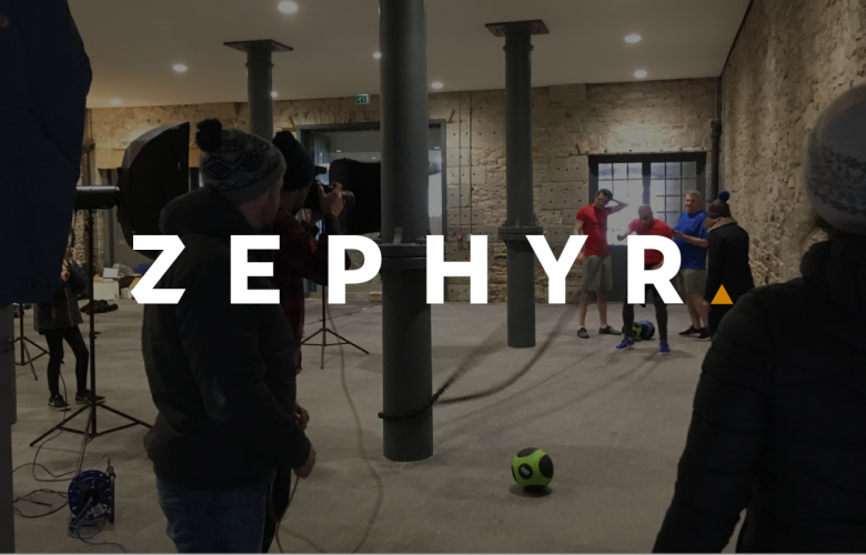 Zephyr Photo shoot